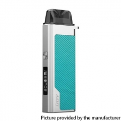 Authentic IJOY Aria Pro Pod System Kit 25W 900mAh w/ Aria Opod 3ml - Cyan