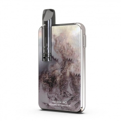 Authentic Famovape MAGMA AIO Pod Kit 900mAh 2ml - Snow White