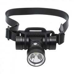 Vazzling 2000 Lumens CREE L2 Dive Headlamp Underwater Headlamp for Diving Swimming Submarine Head Torch Scuba Safety Lights Lamp