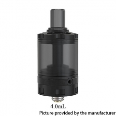 Authentic Ambition Mods and The Vaping Gentlemen Club Bishop 22mm MTL RTA 4ml - Black