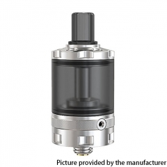 Authentic Ambition Mods and The Vaping Gentlemen Club Bishop 22mm MTL RTA 4ml - Silver