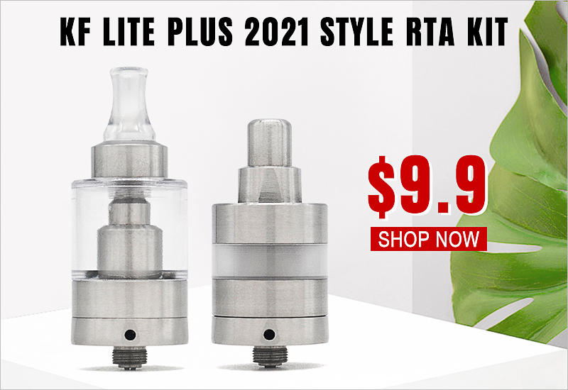KF Lite Plus 2021 Style RTA 22mm 2ml/4ml