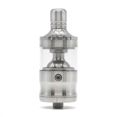 (Ships from Germany)ULTON SHU Style 22mm MTL 316SS RTA 4ml - SS Silver