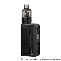 Authentic Voopoo Drag 3 177W VW Dual 18650 Box Mod + TPP Tank Kit - Classic