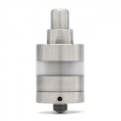 KF Lite Plus 2021 Style RTA 22mm w/Extension Kit/MTL Pin - Silver