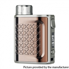 Authentic Eleaf iStick Pico 2 75W VW 18650 Box Mod - Rose Gold