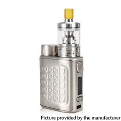 Authentic Eleaf iStick Pico 2 75W VW 18650 Box Mod + GZeno S Tank  Kit - Silver