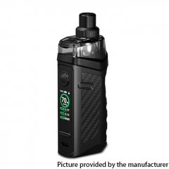 Authentic Vandy Vape Jackaroo 70W VW Pod Kit 4.5ml - Carbon Fiber Black