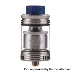 Authentic Wotofo The Troll X 24mm RTA 3.0ml / 4.4ml - Silver