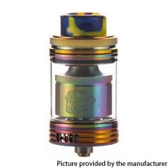 Authentic Wotofo The Troll X 24mm RTA 3.0ml / 4.4ml - Rainbow
