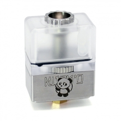 SXK Link'D NFG Style RBTA Bridge Tank for SXK BB / Billet Box 3.5ml - Silver