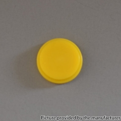 Replacement POM Button for DOTAIO Mod 1pc - Yellow