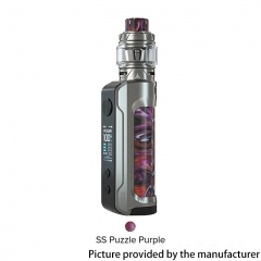 Authentic OBS Engine 100W 18650/20700/21700 VW Mod + Engine S Tank 6ml Kit - SS Puzzle Purple
